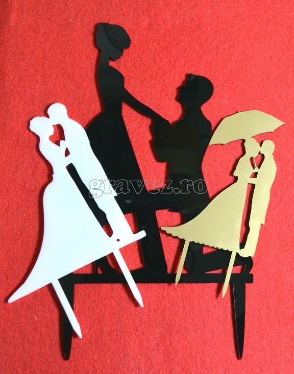 Ornament Topper Pentru Torturi De Nunta Sau Evenimente Blog Gravura